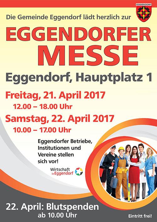Plakat Eggendorfer Messe