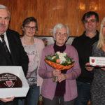 Katharina Bayer - 85. Geburtstag