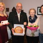 Ernestine Happel - 85. Geburtstag