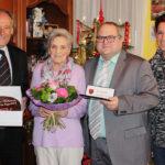 Margarete Niedl - 85. Geburtstag