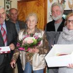 Maria Römer - 85. Geburtstag