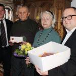 Ewald Stefan - 85. Geburtstag