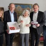 Ruth Schmid - 90. Geburtstag