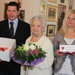 Maria Zinke - 95. Geburtstag