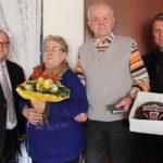 Elfriede und Johann Strobl - Diamantene Hochzeit