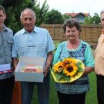 Alois Reinthaler - 80. Geburtstag