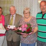 Leopoldine und Josef Weidinger - Diamantene Hochzeit