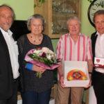 Anna und Viktor Grumich - Eiserne Hochzeit