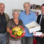 Goldene Hochzeit - Christine und Peter Brandstetter