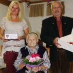 90. Geburtstag - Woller Katharina