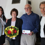 Goldene Hochzeit - Pauline und Hubert Habla
