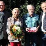 Goldene Hochzeit - Olga und Peter Herzog