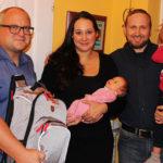Babygratulation - willkommen, kleine Jolie!