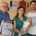 Babygratulation - Lionel Meichenitsch