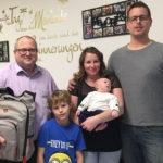 Babygratulation - Finn Wiche