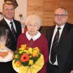 90. Geburtstag - Frieda Binder