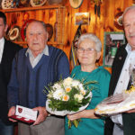 Diamantene Hochzeit - Helga und Erwin Hautz
