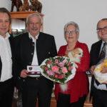 Goldene Hochzeit - Erni und Günther Wukowich
