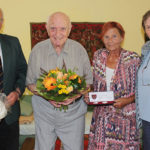 85. Geburtstag - Johann Rausch