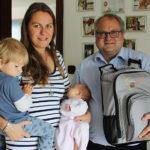 Babygratulation - Jasmin Rankl