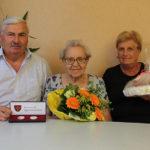 90. Geburtstag - Charlotte Grill