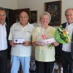 Goldene Hochzeit - Waltraud und Karl Spörk