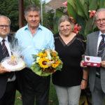 85. Geburtstag Leonhard Hartmann