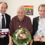 85. Geburtstag Kurt Rozumek