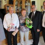 Eiserne Hochzeit - Maria und Julius Kogelbauer