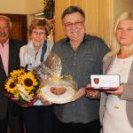 Goldene Hochzeit - Ingrid und Johann Schwarz