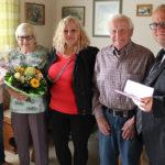 80. Geburtstag Leopoldine Weidinger