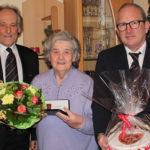 85. Geburtstag Helene Stol