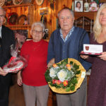 85. Geburtstag Erwin Hautz