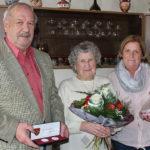 90. Geburtstag Aloisia Dittrt
