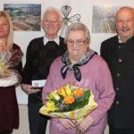 Diamantene Hochzeit - Gertrud und Josef Ruthofer