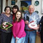 80. Geburtstag Franz Zimeler
