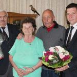 Diamantene Hochzeit - Christine und Alois Reinthaler