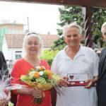 Diamantene Hochzeit - Rosa und Ewald Stefan