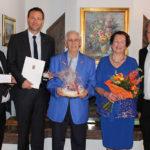 Eiserne Hochzeit - Margarete und Bruno Zwittkovits