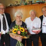 80. Geburtstag - Margarete und Friedrich Blinzer