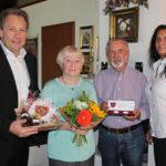 80. Geburtstag - Gertrud Lanscha