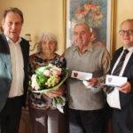 85. Geburtstag - Anna und Willibald Haase