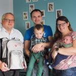 Babygratulation Nico Kogelbauer