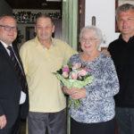 Diamantene Hochzeit - Ingeborg und Walter Schmid