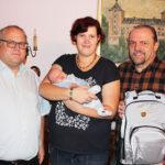 Babygratulation Finn Manz
