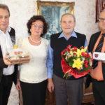 80. Geburtstag - Detlef Eßmeister