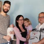 Babygratulation - Toni Ganauser